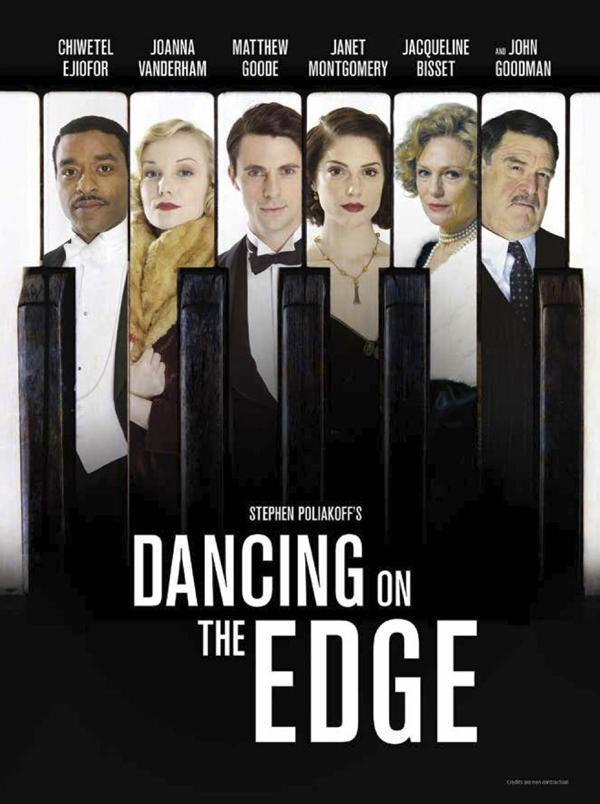 Dancing on the Edge (TV)