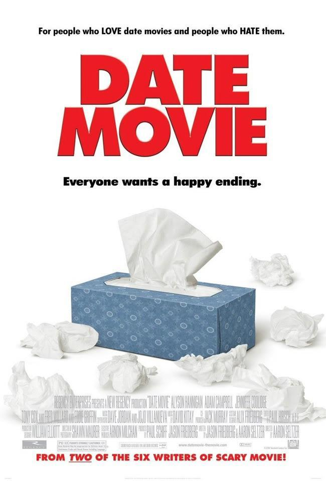date movie film: