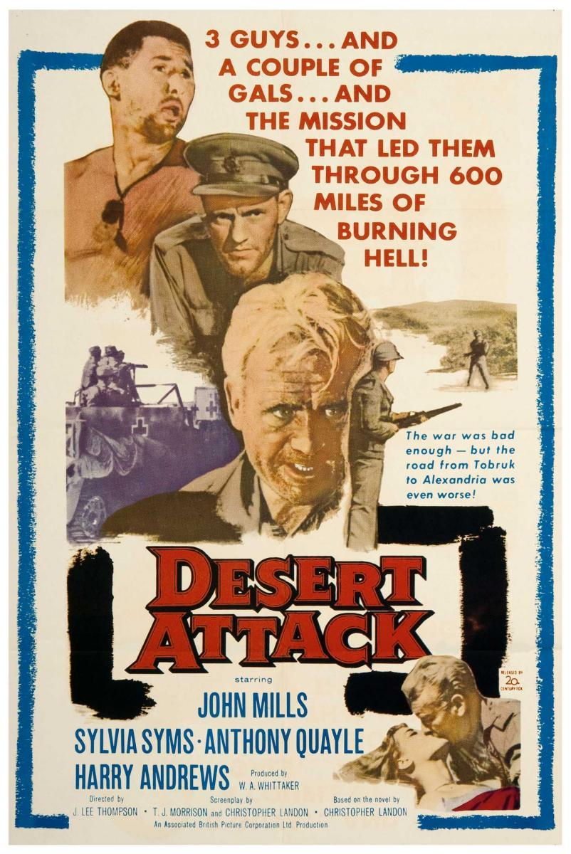 Desert Attack (Ice-Cold in Alex)