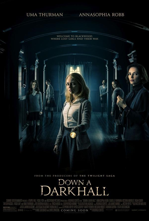 Down a Dark Hall (2018) Gratis en MEGA ()