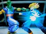 Dragon Ball Z Stop Motion: Piccolo VS Trunks (C)