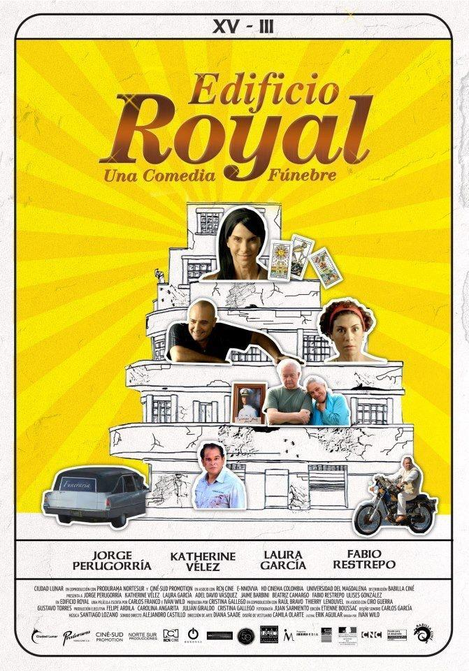 Edificio Royal (2013) HD Latino MEGA