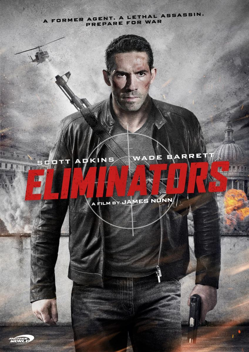 Eliminators (2016) Full HD MEGA