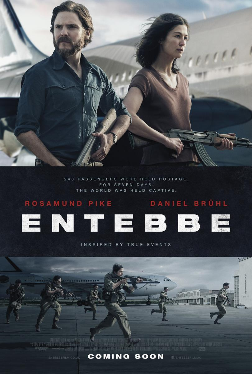 Rescate en Entebbe (2018) Full HD Gratis ()
