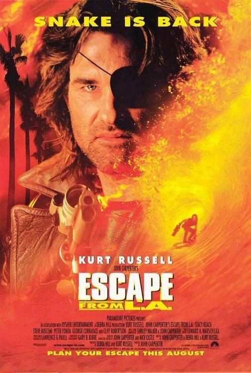 Escape de Los Angeles (1996) ()
