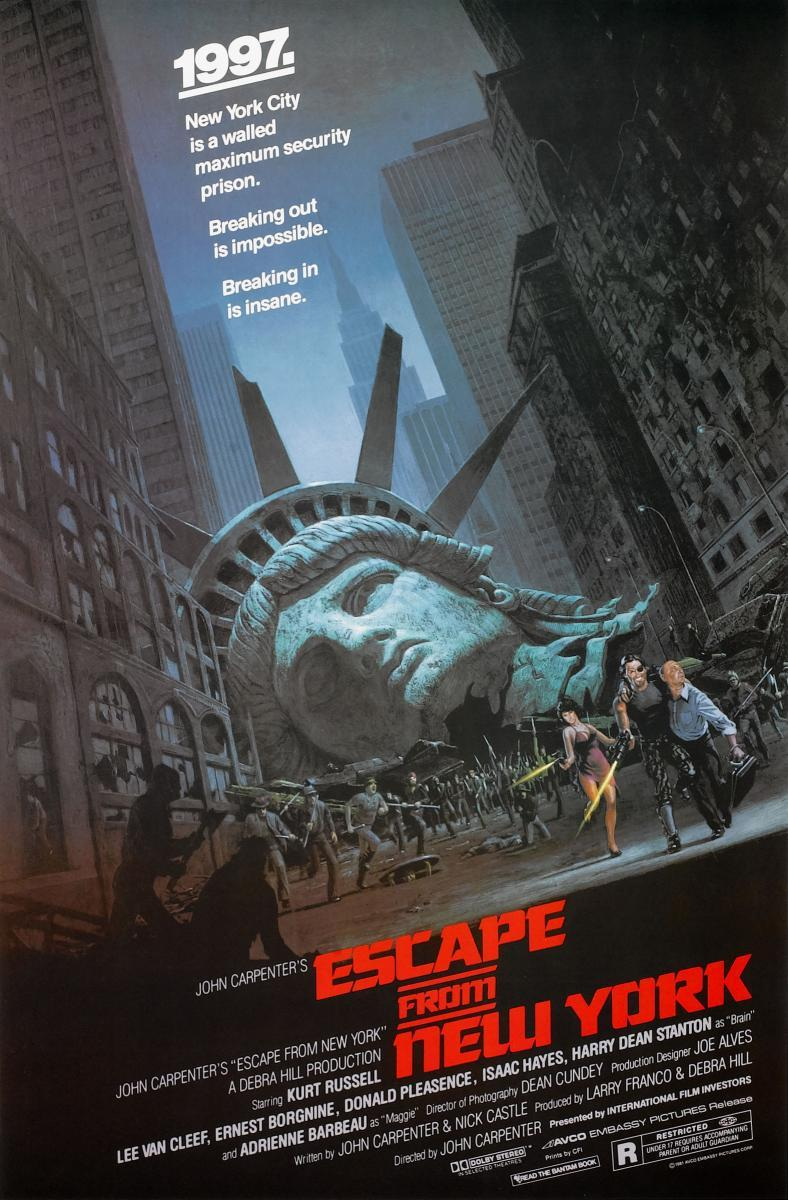 Escape de Nueva York (1981) ()