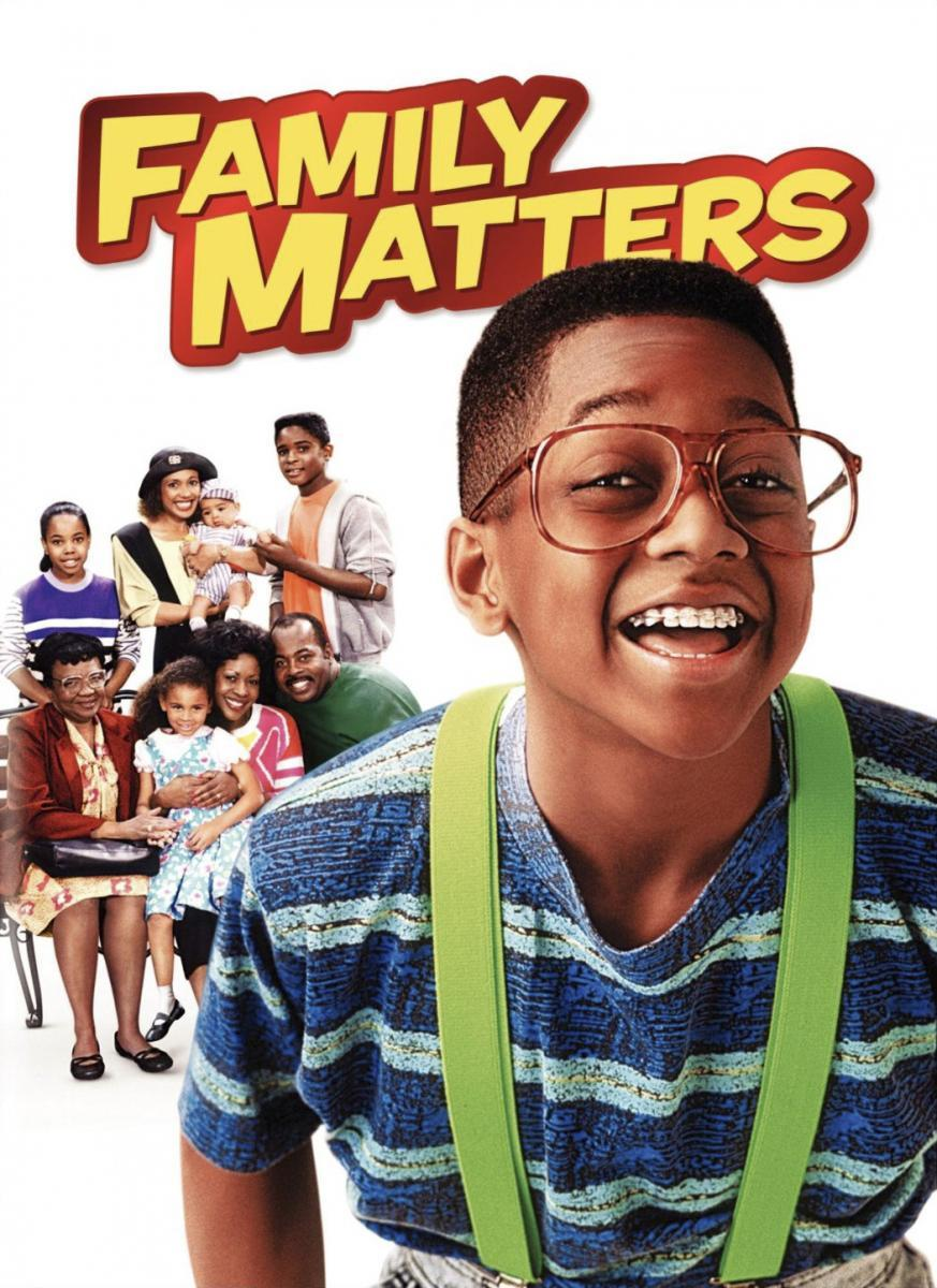 """family matters It began as a family show about chicago cop carl winslow and his family, but fairly quickly morphed into """"the steve urkel show"""" here are 22 things you might not know about family matters 2 steve urkel was only supposed to appear in one episode though it's difficult to imagine the winslow ."""