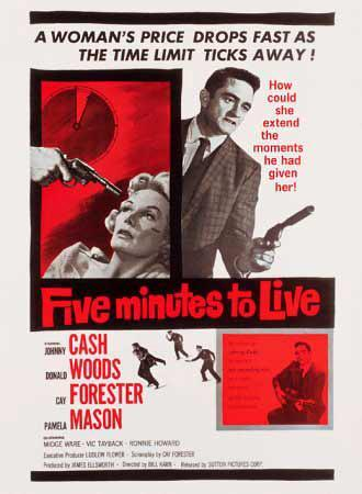 five minutes to live 1961 filmaffinity