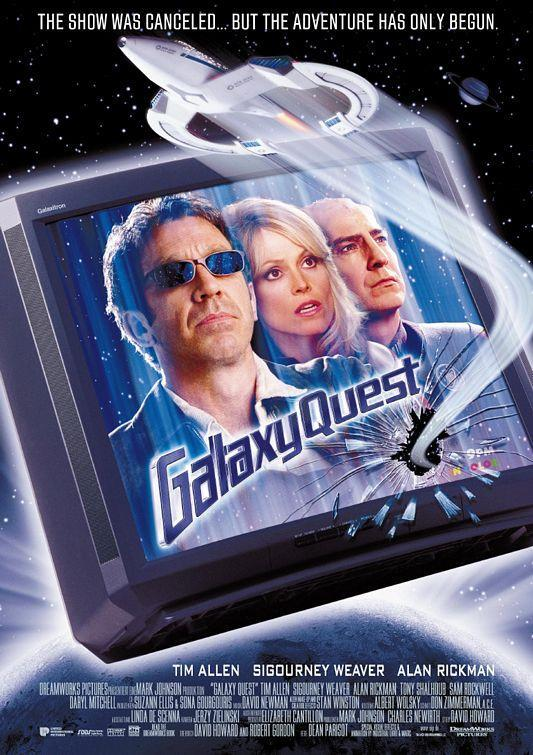 Héroes fuera de órbita: Galaxy Quest (1999) | 3gp/Mp4/DVDRip Latino HD Mega