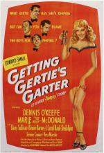 Getting Gertie's Garter