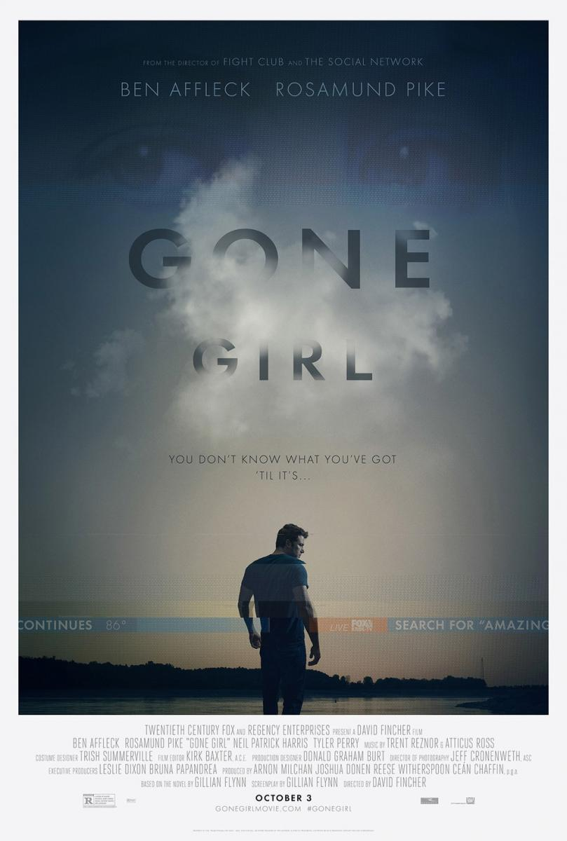 Gone Girl (2014) BrRip 720p Dual