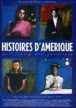 Histoires d'Amérique (American Stories, Food, Family and Philosophy)