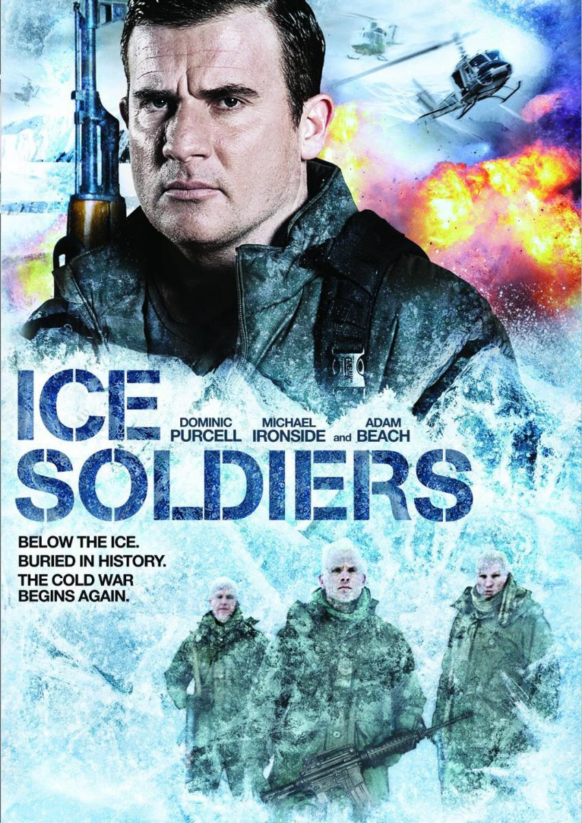 Ice Soldiers Ice Soldiers 2013 Poster