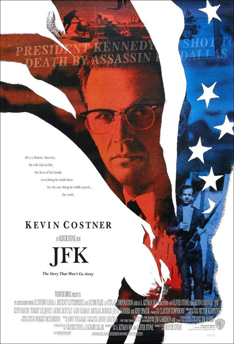 movie critique on oliver stones jfk essay Oliver stone's jfk was a movie about the manipulation of truth in oliver stone's jfk essay - manipulation of truth in oliver [tags: movie review and.