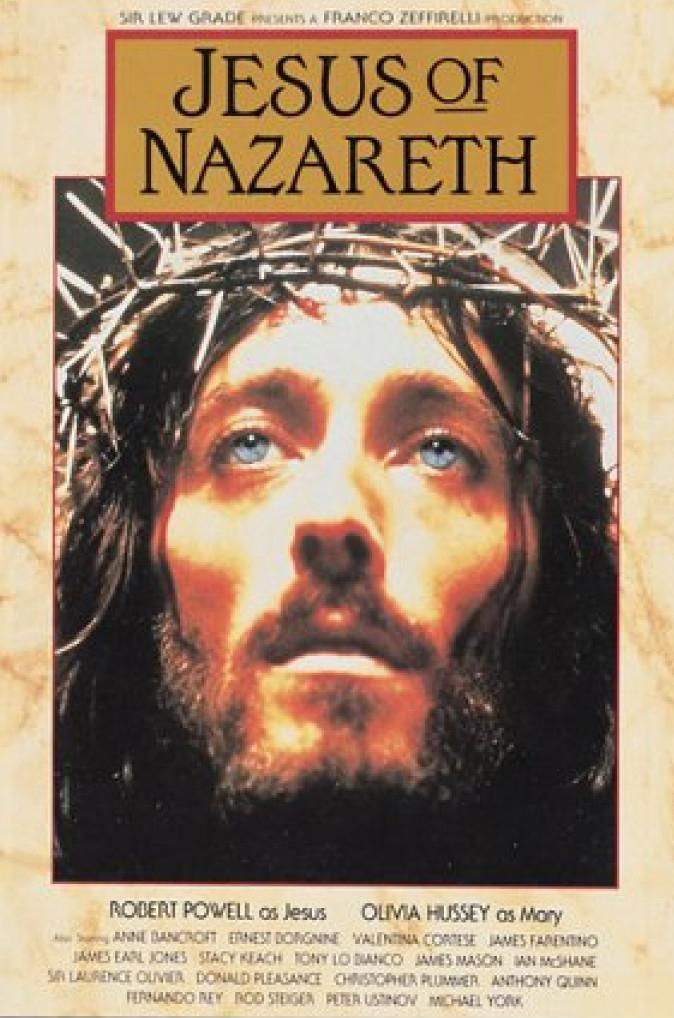"jesus of nazareth movie Description: ""jesus of nazareth"" is by far the most detailed movie on the life of christ i remember when it first aired on tv back in april of 1977 that was the week of my wedding and i remember watching it with my new bride on our honeymoon."