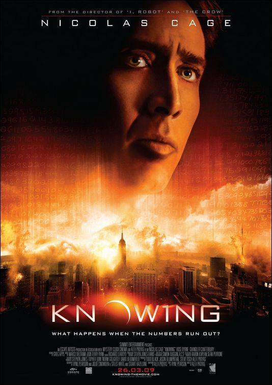 Knowing (film) - Wikipedia bahasa Indonesia