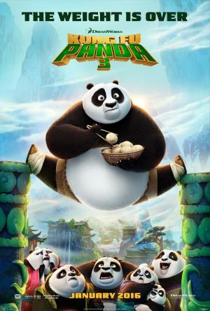 Kung Fu Panda 3 2016 BRRIP 1080p Dual Audio Latino-Ingles