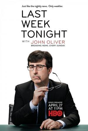 Last Week Tonight with John Oliver (Serie de TV)