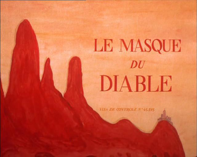 Le masque du diable s 1976 filmaffinity for Le miroir du diable