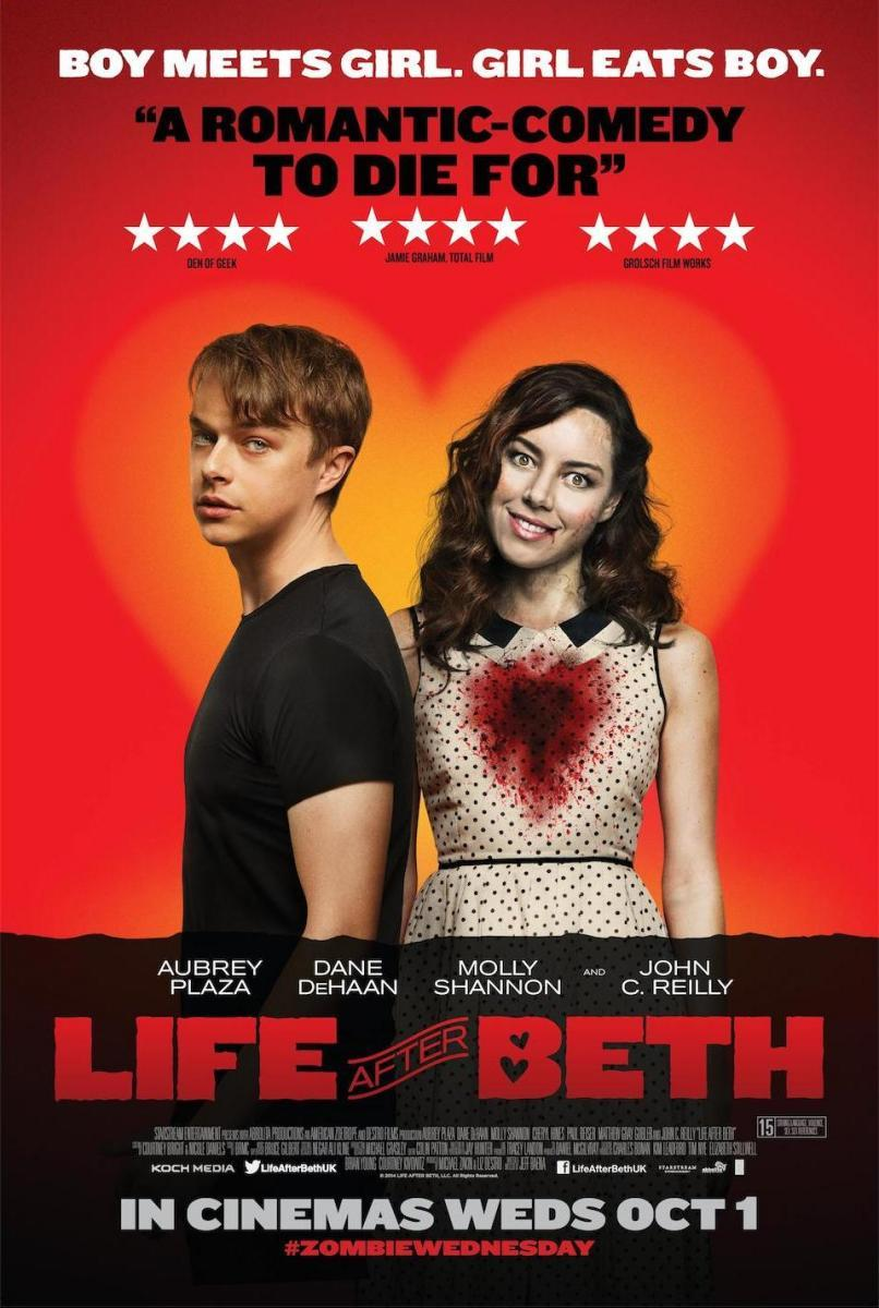 Seaside (OR) United States  City pictures : Life After Beth 2014 FilmAffinity