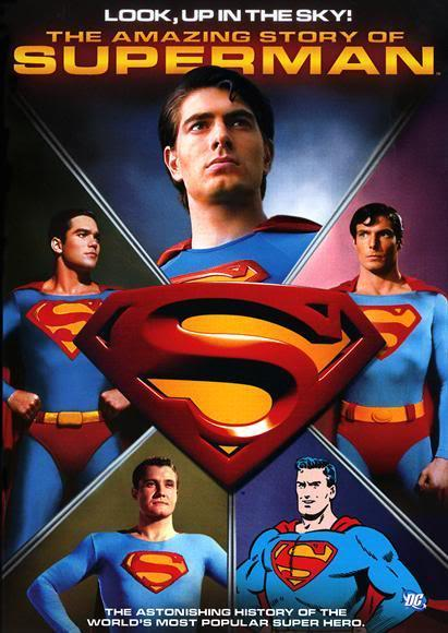 The Amazing Story of Superman [DVD 5]