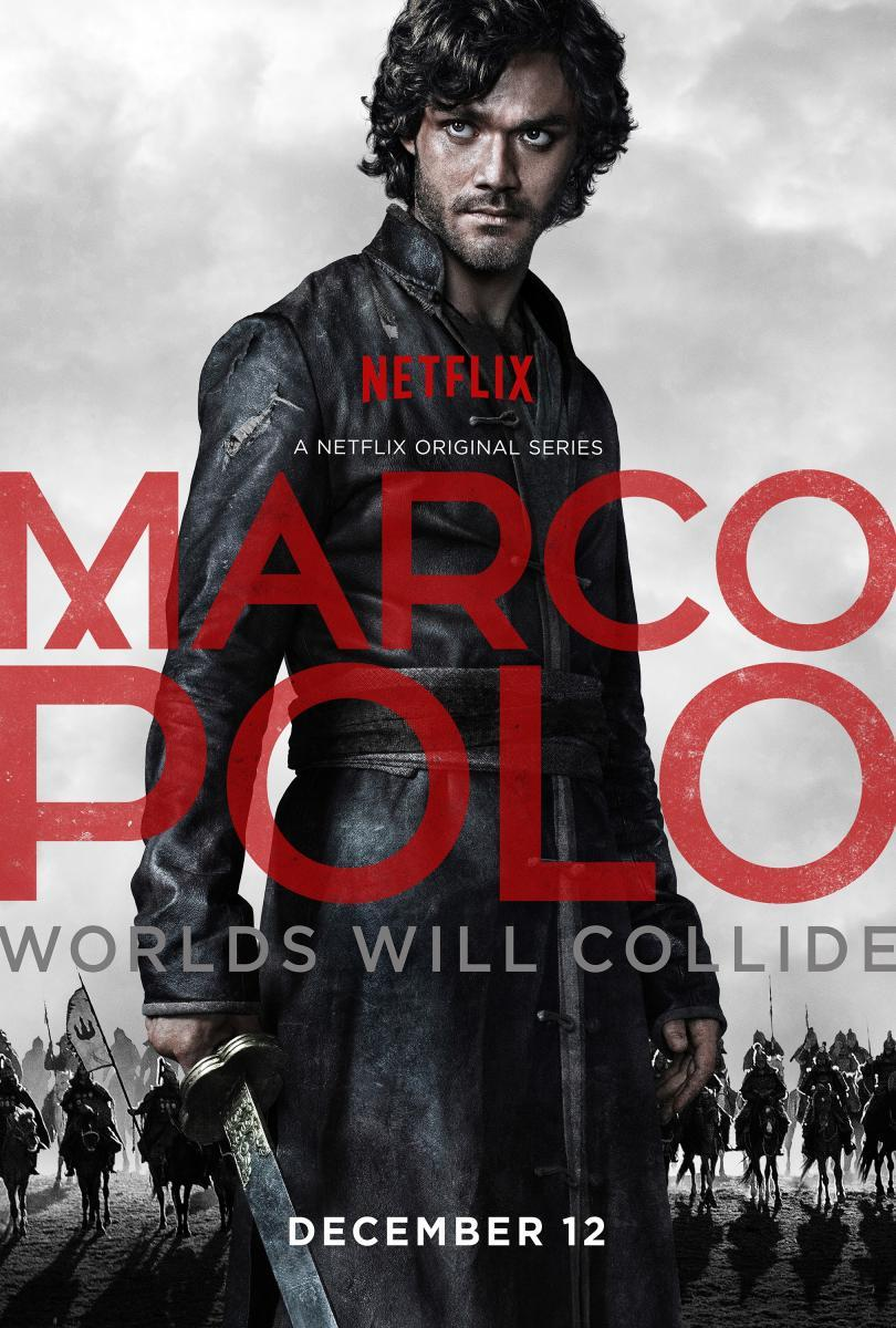 marco polo serie de tv 2014 filmaffinity. Black Bedroom Furniture Sets. Home Design Ideas