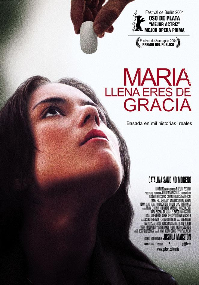 maria full of grace film interpretation The christian celebration of the annunciation on the 25th march marks the angel gabriel's visit to mary  full of grace,  (in latin ave maria,.