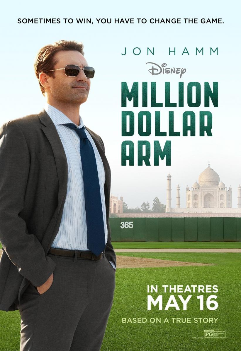the dramatization of the million dollar arm by craig gillespie The times critic a o scott reviews million dollar arm published on may 16, 2014 credit credit image by ron phillips/walt disney pictures million dollar arm directed by craig gillespie.
