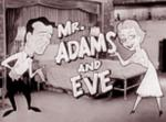Mr. Adams and Eve (Serie de TV)