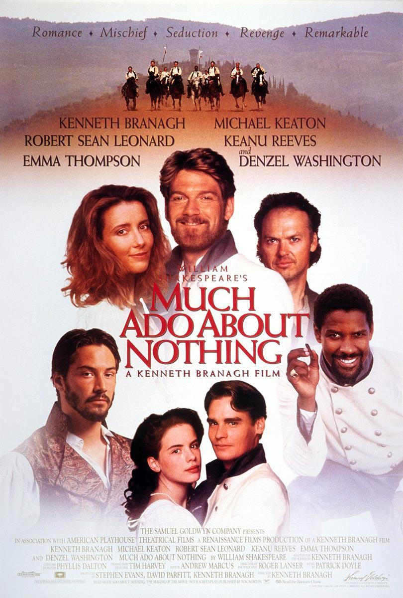 much ado In much ado about nothing, beatrice and benedick are adamant in their mutual dislike, while claudio and hero are deep in love, and the two stories take an unexpected course.