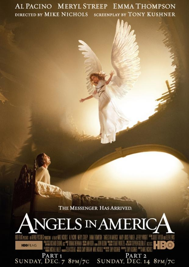 Angeles en America (Miniserie) Esp completa Disponible