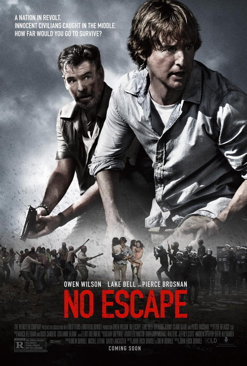 Sin escape (2015) 1080p MEGA Latino