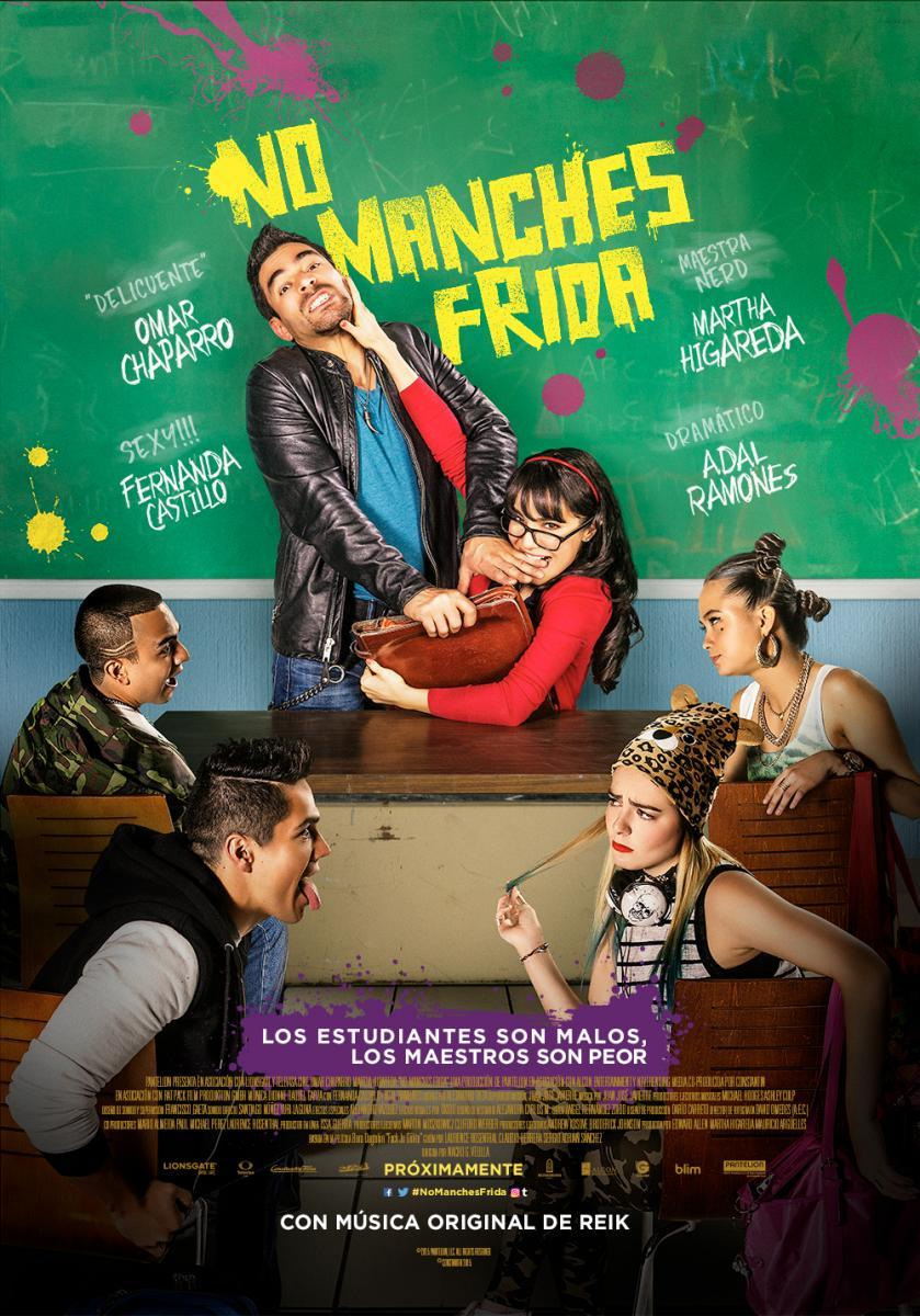 No Manches Frida (2016) [DVDRip] [Latino] [1 Link] [MEGA]
