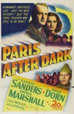 Paris After Dark (The Night is Ending)
