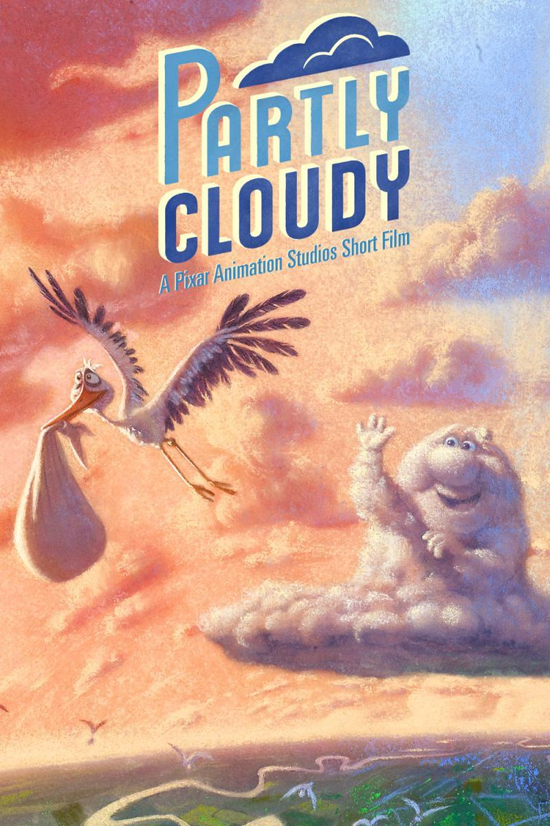 Partly Cloudy (2009) - FilmAffinity