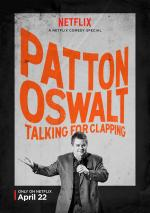 Patton Oswalt: Talking for Clapping (TV)
