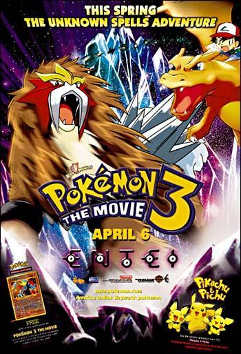 Pokémon 3: Spell of the Unown [Latino][DVD 5]