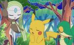 Sing Meloetta: Search for the Rinka Berries (C)
