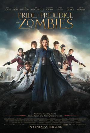 imagen Pride and Prejudice and Zombies
