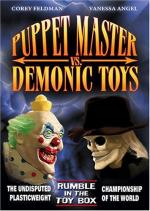 Puppet Master vs Demonic Toys (TV)