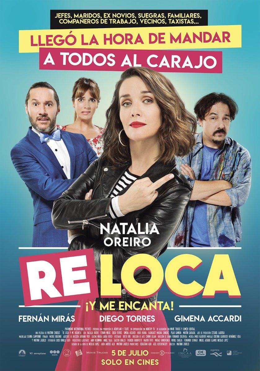 Re loca (2018) 1080p MEGA Latino