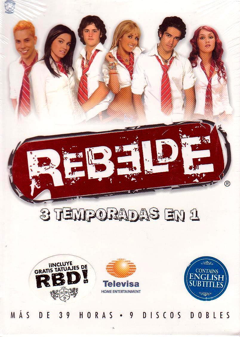 video rebelde tv: