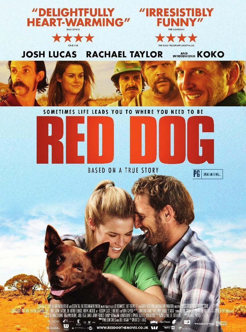 Red Dog Blue Streaming
