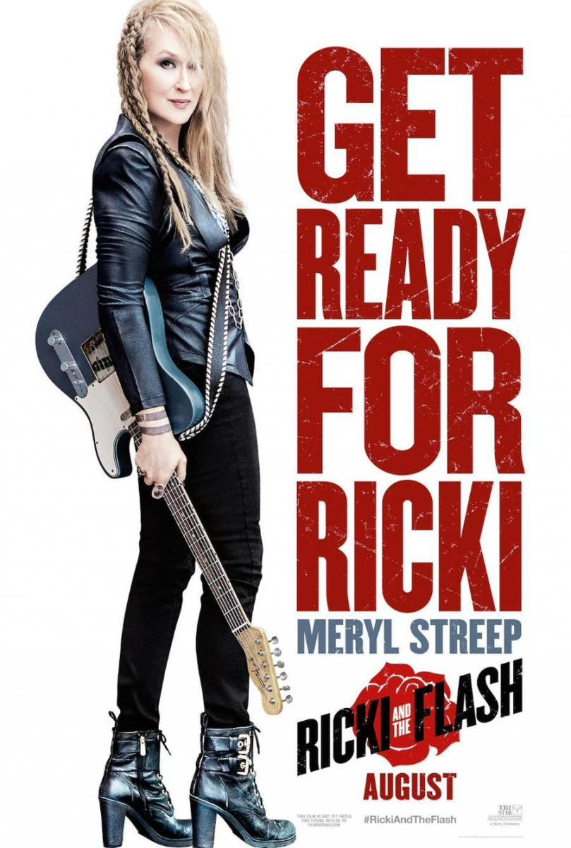Ricki & the Flash: Entre la fama y la familia (2015) 1 LINK HD Uptobox ()