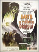 Santo in 'The Treasure of Dracula'