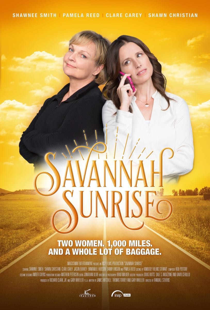 savannah sunrise trailer
