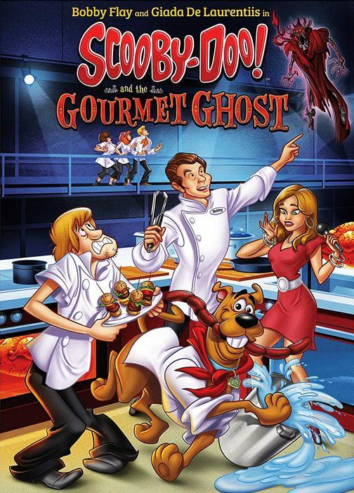 Scooby-Doo! and the Gourmet Ghost (2018) Descargar Latino 1080p ()