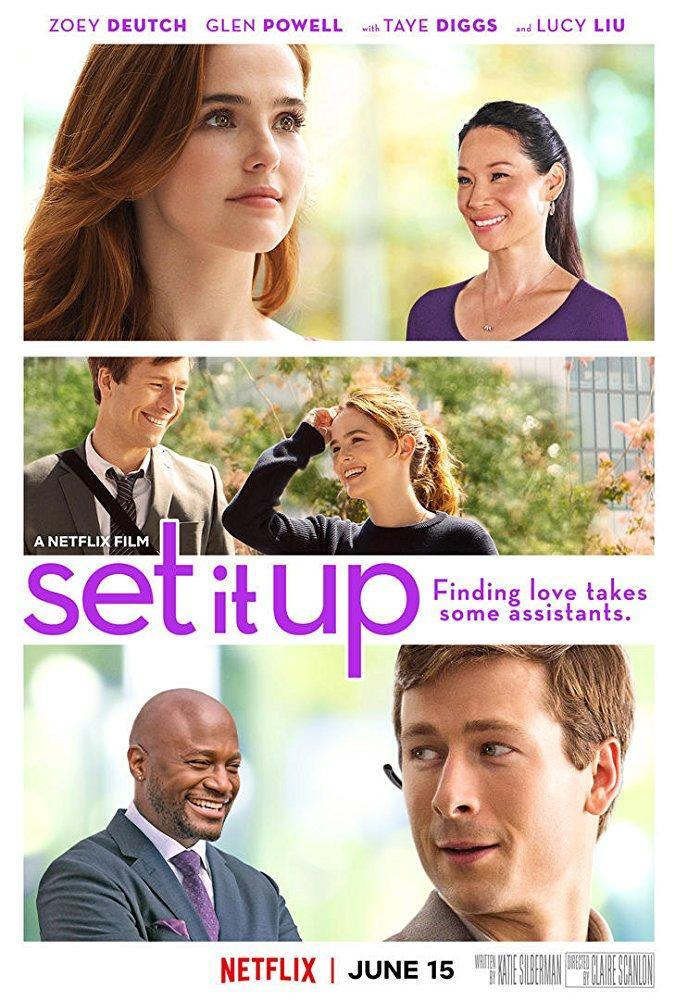Set It Up: El plan imperfecto (2018) 1080p Latino Gratis ()