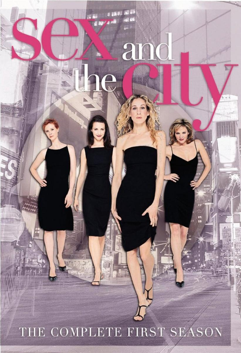 Image - Sex and the City TV show logo.jpg - Logopedia, the logo and ...