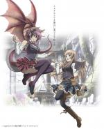 Rage of Bahamut: Manaria Friends (TV Series)